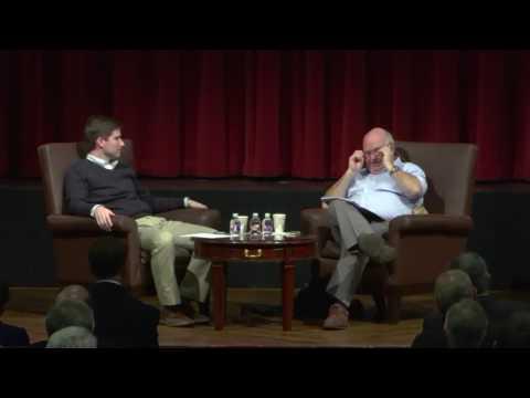 Has science buried God?  Oxford professor, John Lennox, at SMU