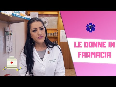 LE DONNE IN FARMACIA 💉💊🌡