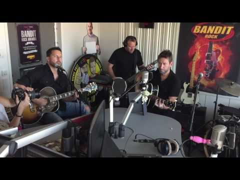 Nickelback - Song On Fire - Unplugged at Bandit