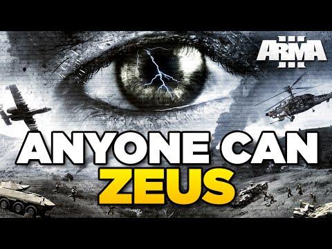 Anyone can use ZEUS | ARMA 3 Tutorial