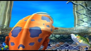 Finny the Fish & the Seven Waters - (Stage 3) Sunny Stream *Walkthrough* [PS2]