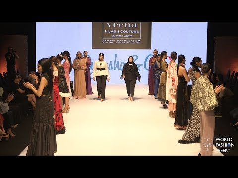WORLD FASHION WEEK - MALAYSIA 2017 - MALAYSIA - VEENA HIJAB & COUTURE - DYLASHA & Co.
