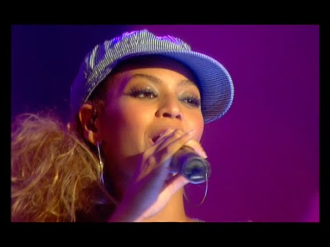 Beyonce - Baby Boy (Live)