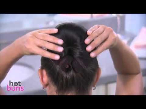 Μπομπάρι - Κοκκαλάκι Μαλλιών για Τέλειους Κότσους - Hot Buns - YouTube 843e3b4625e