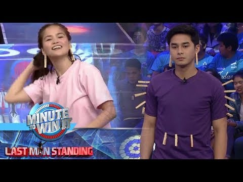 Sipit Off | Minute To Win It - Last Man Standing