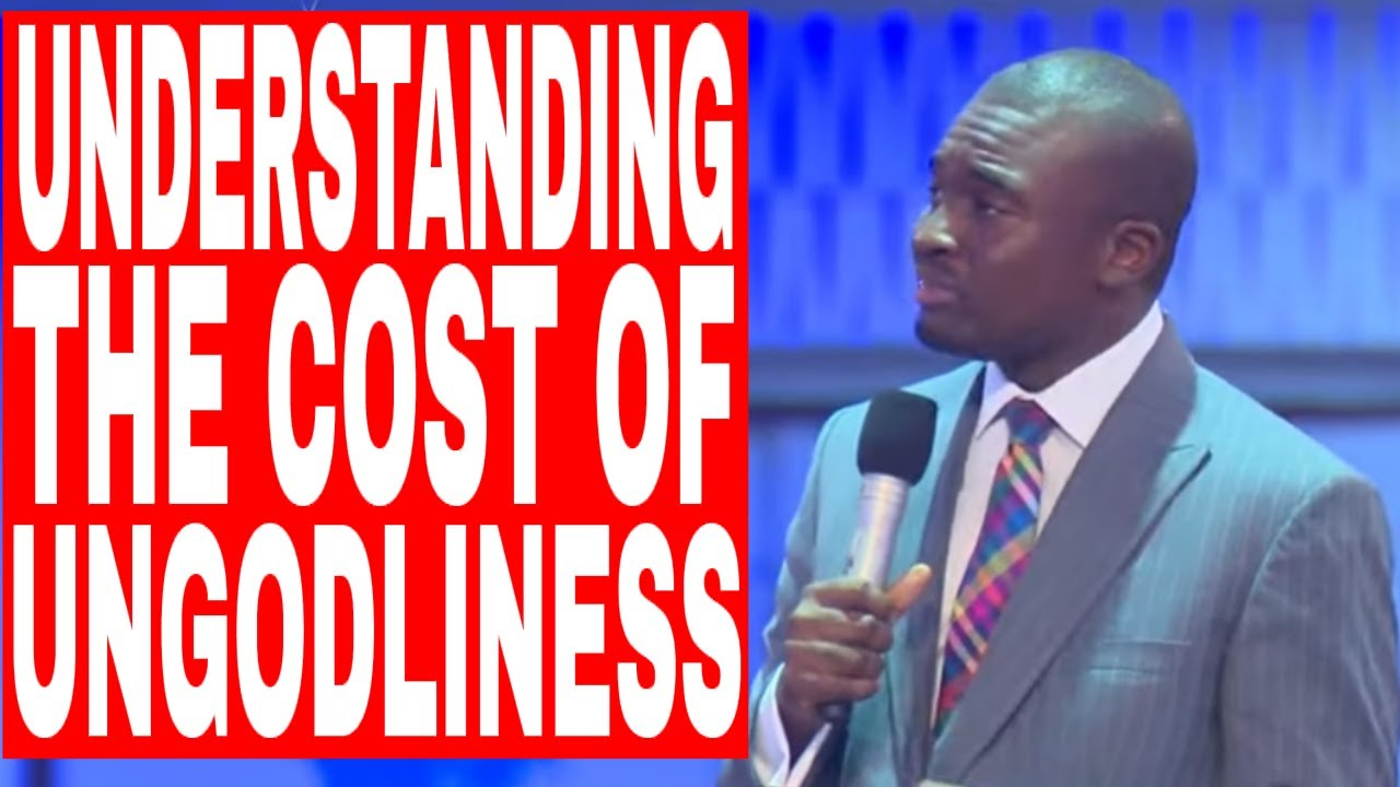 Download UNDERSTANDING THE CURE AND COST OF UNGODLINESS | PASTOR DAVID OYEDEPO JNR NEWDAWNTV | SEPT 13TH 2020