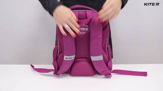 Обзор рюкзака в школу ???? #Kite #Education 509