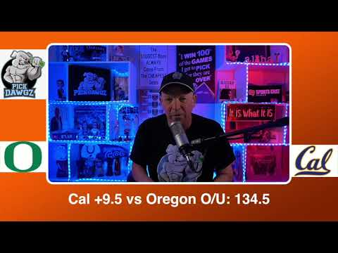 Cal vs Oregon 2/27/21 Free College Basketball Pick and Prediction CBB Betting Tips