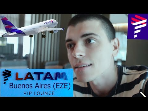 Buenos Aires (EZE) Airport: LATAM VIP Lounge Review