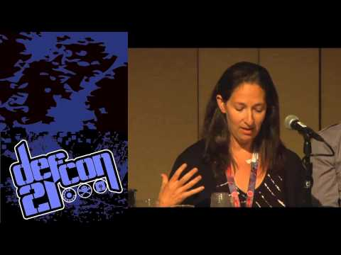 DEF CON 21 Hacking Conference Presentation By Panel   The AC