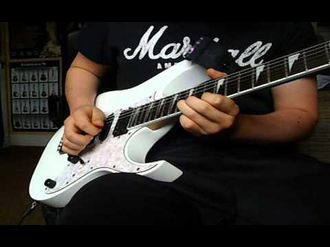 80s Rock Ballad Improvisation HD!