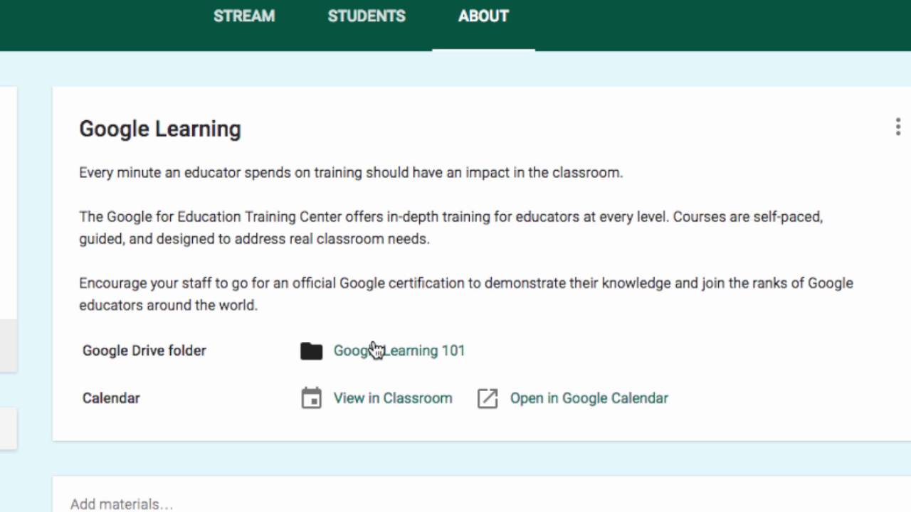 Google Education Suite - SYNERGY in Education