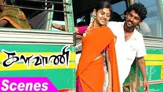 Kalavani   Kalavani Tamil Movie Scenes   Oviya's Brother Opposes Vimal   Ganja Karuppu best Comedy