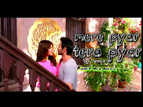 Main Jitna Tumhe Dekhu(mera Pyar Tera Pyar)DJ Remix/Arijit Singh Hit Hd Song//Ronit Mix Music//imran
