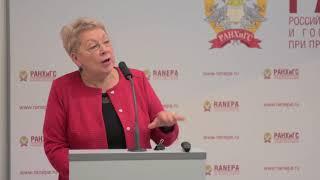 Министр образования и историк Ольга Васильева – о Церкви в годы революции и Гражданской войны