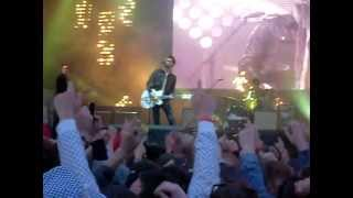 The Courteeners - The Opener, Live at Chester Rocks 2012
