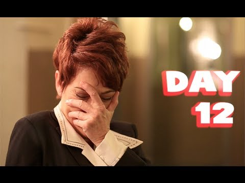 """""""What's Carolyn Hennesy's favorite movie?"""" - Platinum [Day 12]"""