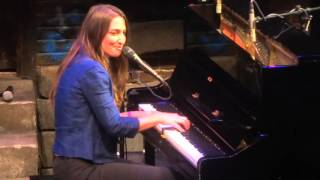 Sara Bareilles- Carole King You've Got A Friend Cover, Ally Coalition's Talent Show
