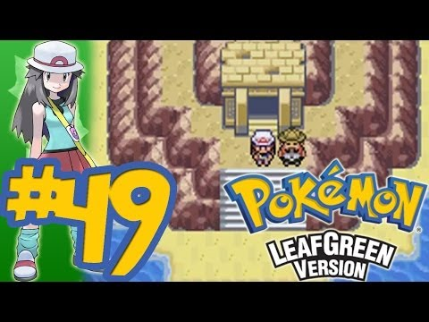 Let's Play Pokémon Leafgreen - Part 49: Solving The Tanoby Key!