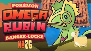 Mysteriöse Sonnengrotte! - Pokémon Omega Rubin Bangerlocke Challenge #26