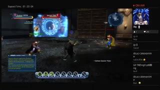 Dc universe gameplay 1