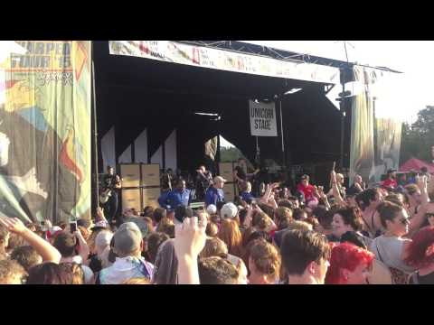 Memphis May Fire - Stay The Course live 24 Jul 2015, The Palace, Auburn Hills MI