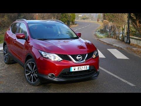 2014 Nissan Qashqai 1.2 DIG-T, first drive