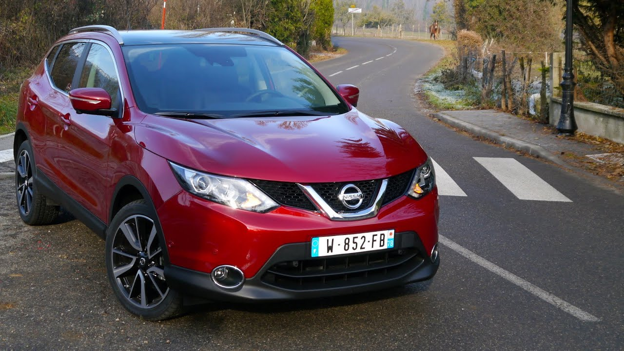 2014 nissan qashqai 1 2 dig t first drive youtube. Black Bedroom Furniture Sets. Home Design Ideas