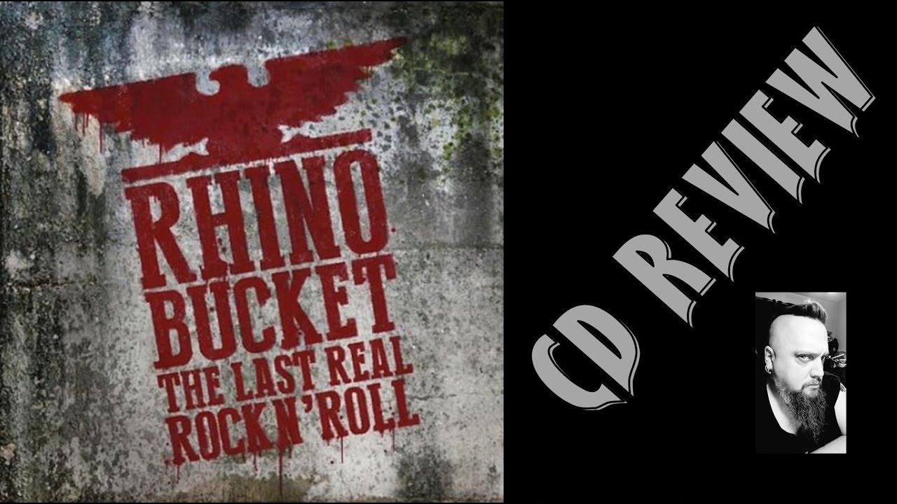 rhino bucket youtube