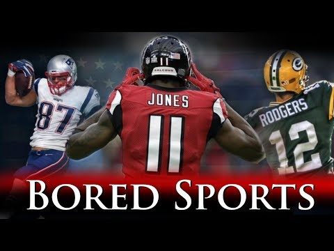 Week 2 Highlights - Aaron Rodgers Struggles! AFC West! Gronk Injured Again? Bored Sports