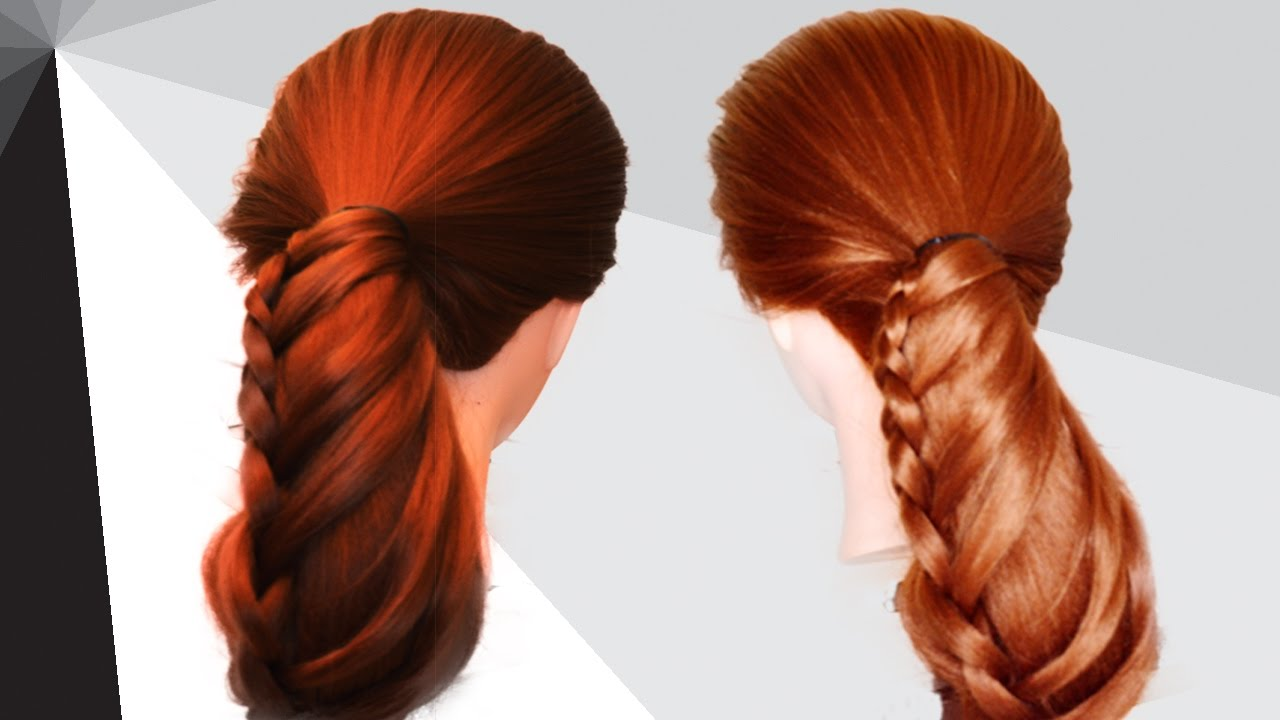 how to make different hair style at home how to make different hairstyles at home for hair 2685