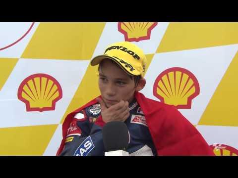 Deniz Oncu (#7 - Turkey) Interview - Race 2 Malaysia - SAATC 2016