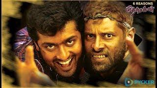 Chiyaan Vikram In-Pithamagan-Super Hit Tamil New H D Full Movie