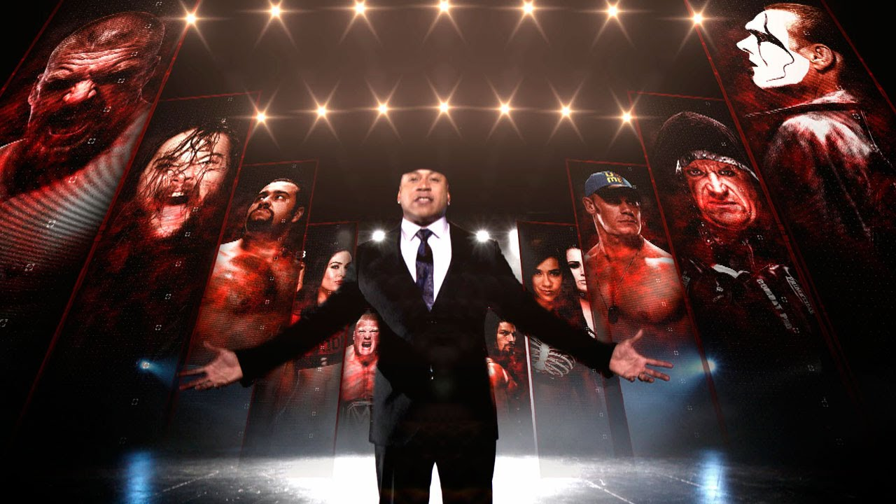 Ll cool j opens wrestlemania 31 youtube for Cool wwe pictures