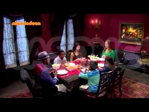 The Haunted Hathaways Promo [Nickelodeon Greece]