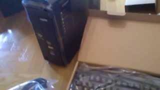 UNBOXING PACKARD BELL iMS2110!!