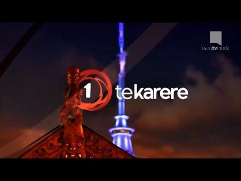 TVNZ 1: Te Karere Open & Montage - 3rd October 2016