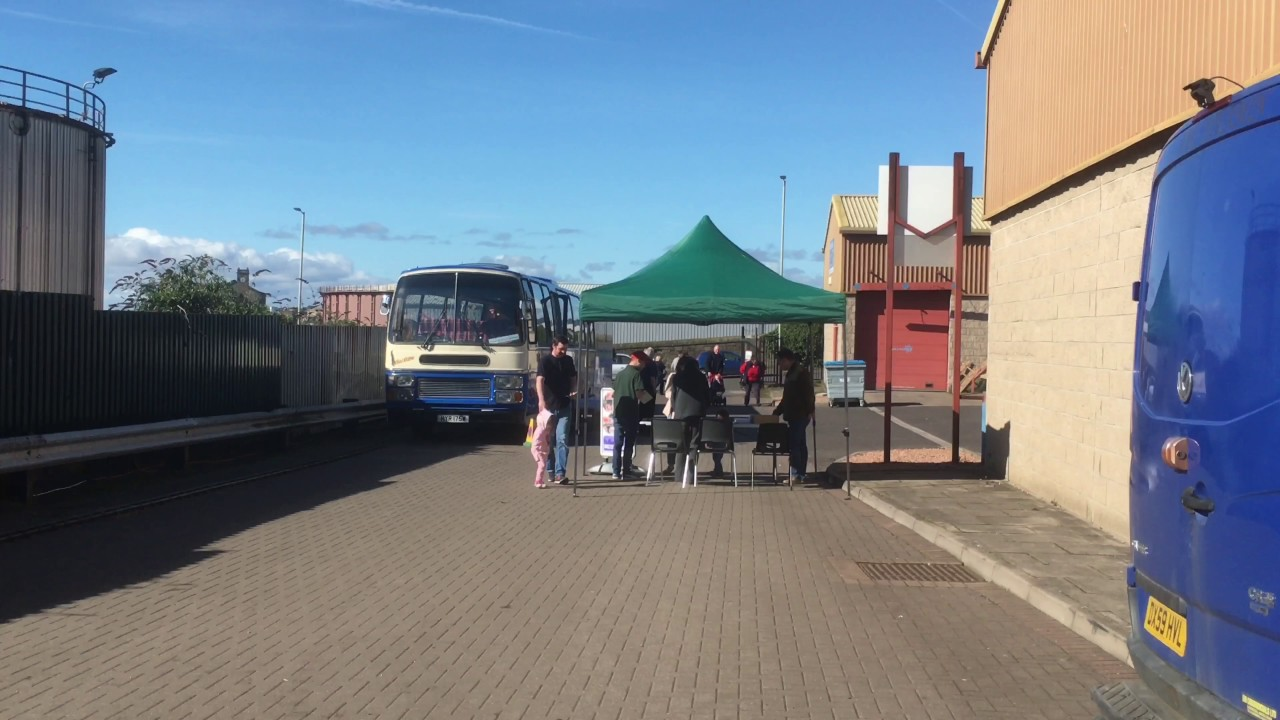 Dundee Museum Of Transport >> Dundee Museum Of Transport Steam Day 02 4 2017