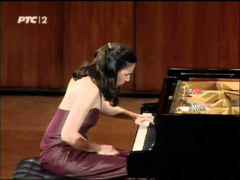 Lidija Bizjak: Maurice Ravel - Mirrors (piano)