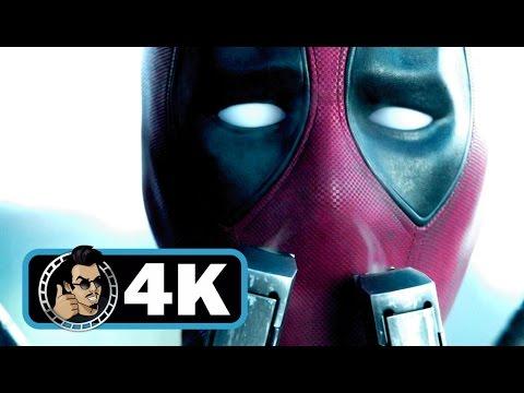 Bullet Countdown Scene - DEADPOOL Movie Clip (4K ULTRA HD) 2016