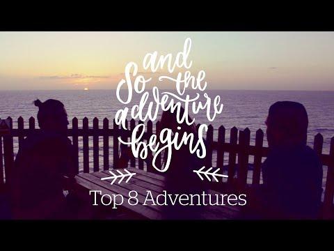 Top 8 Adventure Holidays