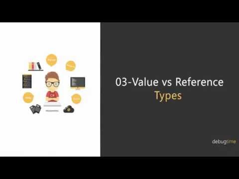 3 - C# Tutorial in Hindi and Urdu - Value vs Reference Types and Stack vs Heap in C#