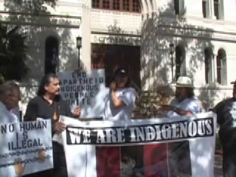 the 517 year war against indigenous human rights