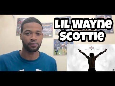 Lil Wayne - Scottie (Tha Carter V Deluxe) #VeteranReacts