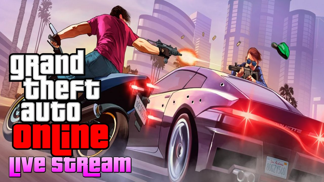 Gta 5 Online Live Stream W The Squad  Superman Dubsta Truck! (twitch Live Streams #2)  Youtube