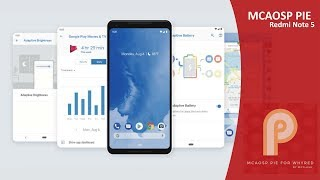 MCAOSP 9 0 Review - Android Pie Rom With Features & GCAM