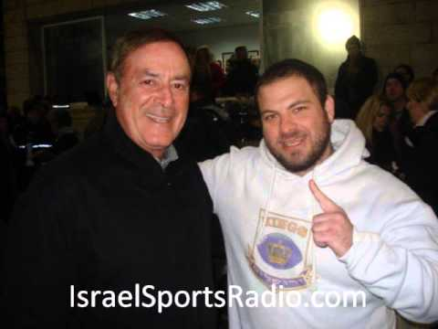 Louis Live hosted by Ari Louis on IsraelSportsRadio.com (June 19th, 2013).