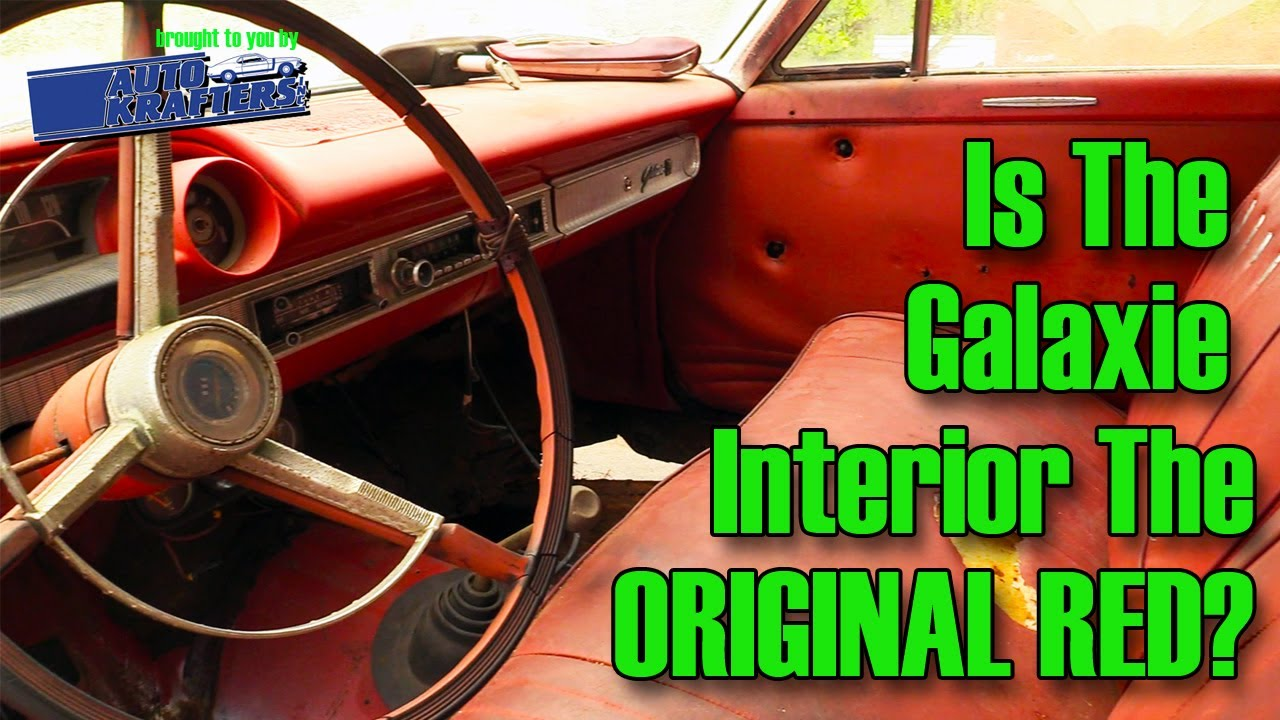 Mustang Interior Quarter Lens Fastback 64 1965 66 67 68 69 70 Daniel Carpenter