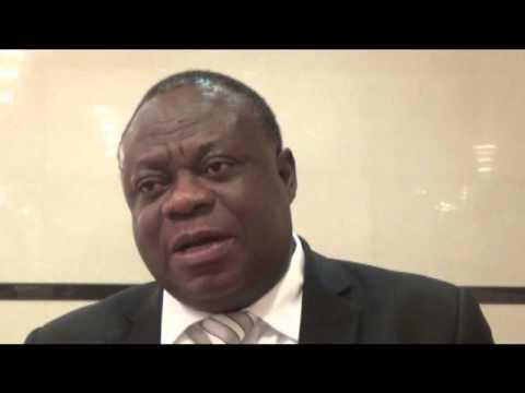 Ekow Afedzie, Deputy Managing Director; Ghana Stock Exchange