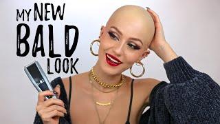 My New Bald Look